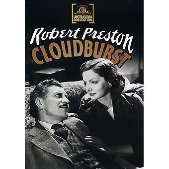 Cloudburst [DVD] USA import