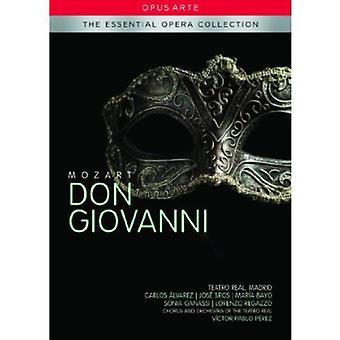 W.a. Mozart - importación de Estados Unidos Don Giovanni [DVD]