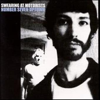Swearing at Motorists - Number Seven Uptown [CD] USA import