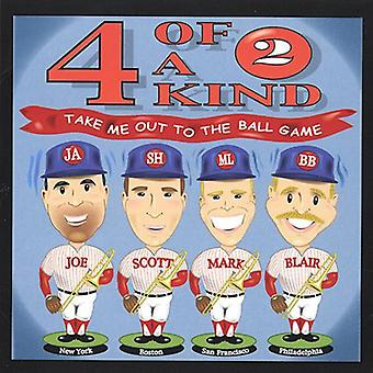 Four of a Kind - Four of a Kind, Vol. 2: Take Me Out to the Ball Game [CD]