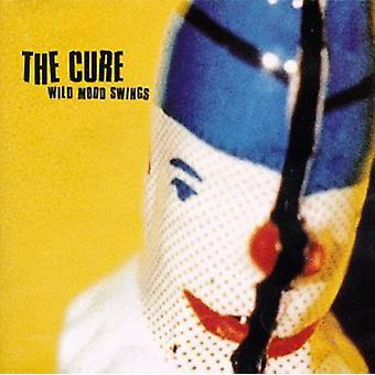 Cure - Wild Mood Swings [CD] USA import