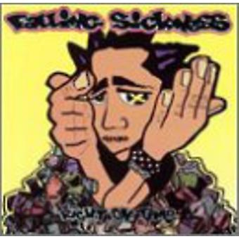 Falling Sickness - Right on Time [Vinyl] USA import
