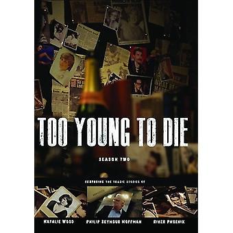 Demasiado joven para morir: importación de Estados Unidos dos de temporada [DVD]