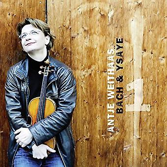 Bach, J.S. / Weithaas, Antje - violinsonater [CD] USA import