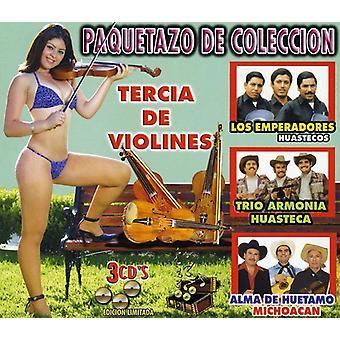 Tercia De Violines - Tercia De Violines [CD] USA import