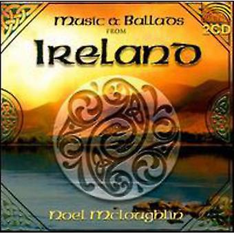 Noel McLoughlin - Music & Ballads From Ireland [CD] USA import