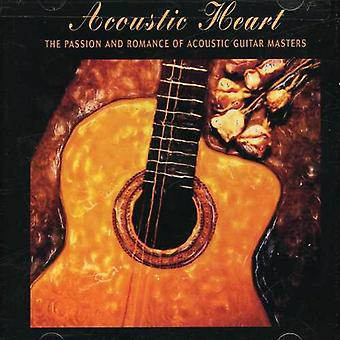 Acoustic Heart - Passion & Romance by Acoustic [CD] USA import