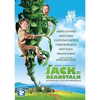 Jack og Beanstalk [DVD] USA importerer