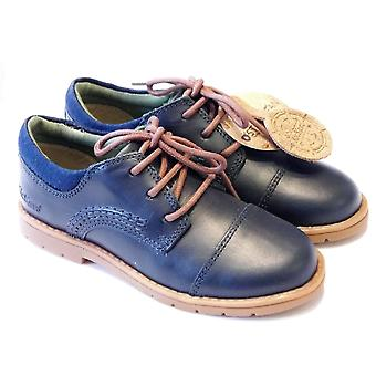 Kickers Kickers Boys Lace Up Smart Shoes