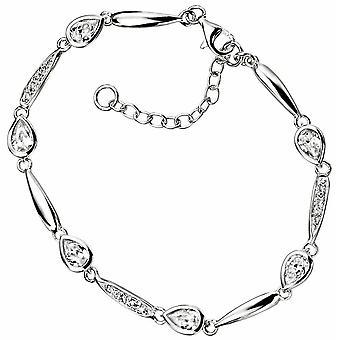 925 Silver Trend Zirconium Bracelet