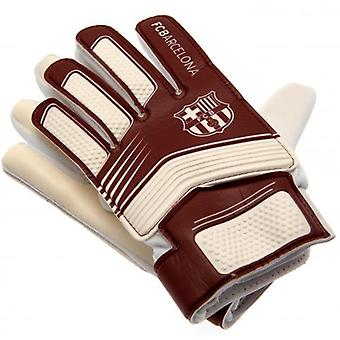 Barcelona Goalkeeper Gloves Kids