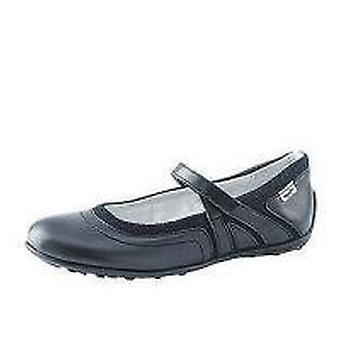 Superfit Siena 148-01 læder piger skole sko