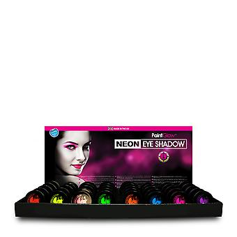 PaintGlow UV Neon Eye Shadow Various Colours 3.5g