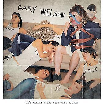Gary Wilson - Friday Night avec Gary Wilson [CD] USA import