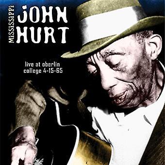 Mississippi John Hurt - Live at Oberlin College [CD] USA import