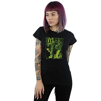Wizard of Oz Women's Wicked Witch Logo T-Shirt
