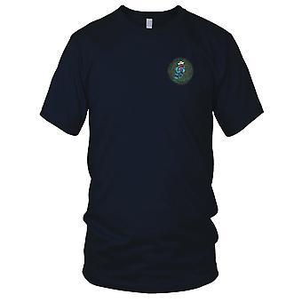 UDT 12 - Knospen Underwater Demolition Team zwölf - Siegel Vietnamkrieg gestickt Patch - Kinder T Shirt