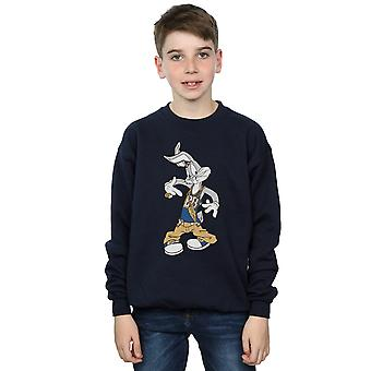 Looney Tunes Boys Bugs Bunny Rapper Sweatshirt