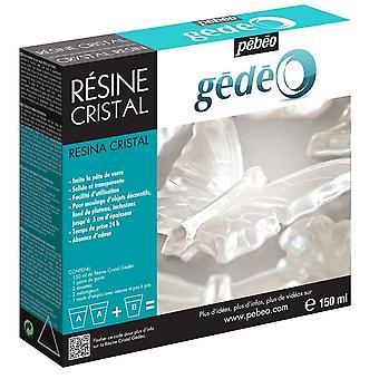 Pebeo Gedeo Crystal harpiks 150ml