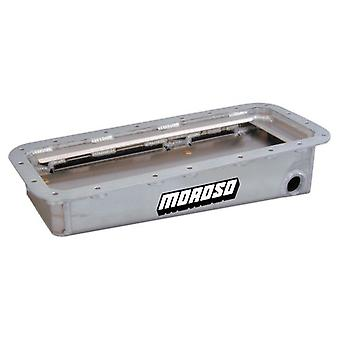 Moroso 20045 Wet Sump Oil Pan for KB Engines/Funny Car