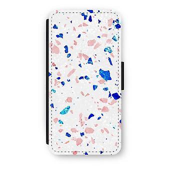iPhone 7 Case Flip - Terrazzo N ° 6