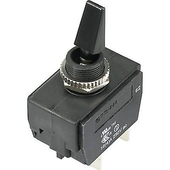 Toggle switch 250 V AC 16 A 2 x Off/On SCI R13-448