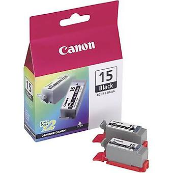 Canon Ink BCI-15 Original Black 8190A002