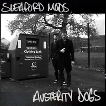 Austerity Dogs [VINYL] by Sleaford Mods