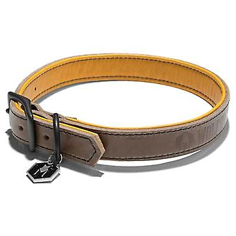 Wolfgang Horween Leather Collar Small Natural