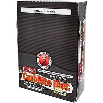Universal Nutrition Doctor'S Carbrite Diet Bars Chocolate Banana Nut 12 Bars