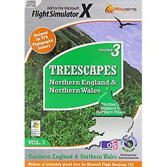 Treescapes - Vol 3 norra England North Wales