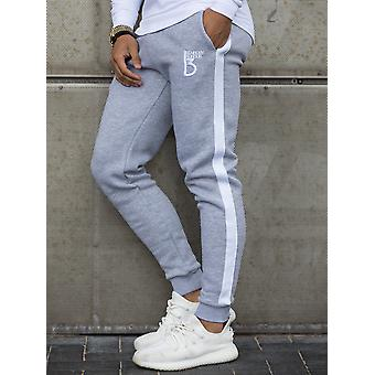 Radiate Tracksuit Bottom With Tape Detail