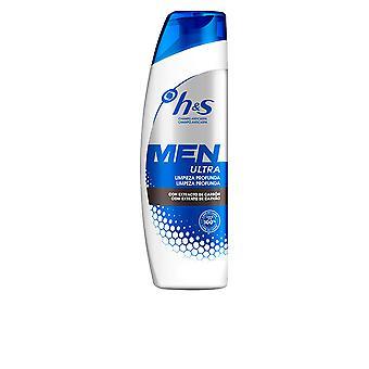 H & S mænd ultra limpieza profunda