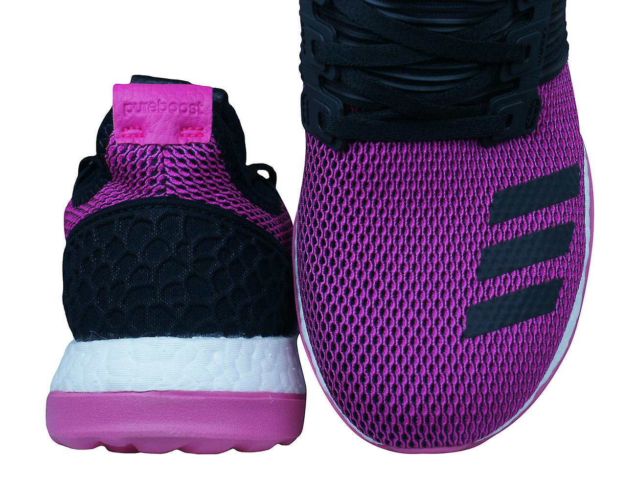 Womens adidas Running Trainers PureBOOST ZG Training Shoes - Pink