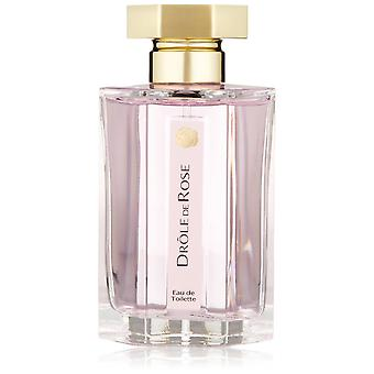 L'Artisan Parfumeur Drole de Rose Eau de Toilette Spray 3.4Oz/100ml New In Box