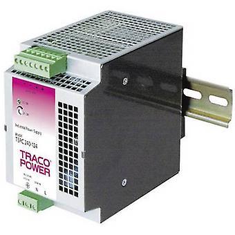 TSPC TracoPower 480-124 Rail mounted PSU (DIN) 24 Vdc 20 A 480 W 1 x