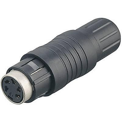 Binder 99-4814-00-05 Series 440 Miniature Circular Connector Nominal current (details): 6 A Number of pins: 5