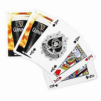 Guinness Pint Glass Set Of 52 Playing Cards