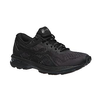 ASICS sports shoes gt-1000 6 running shoes black