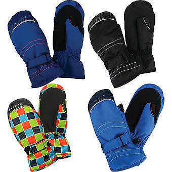 Dare 2b Boys Handover Polyester Warm Mitt Ski Gloves