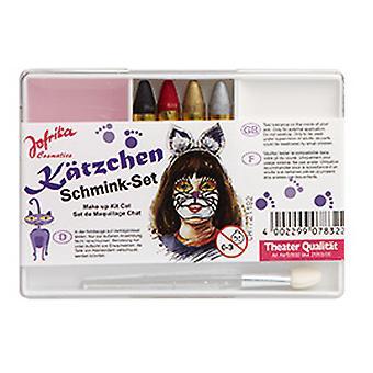Makeup set kitten