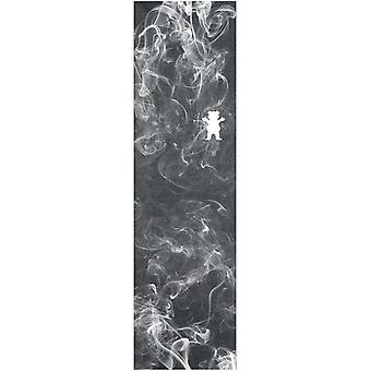 Grizzly Assorted Smoke Cutout - 9 inch Skateboard Grip Tape