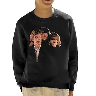 TV Times Walker Brothers Band Portrait Kid's Sweatshirt