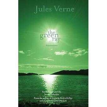 Der grüne Strahl von Jules Verne - Karen Loukes - 9781905222124 Buch