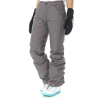 Volcom Charcoal SN18 Frochickie Insulated Womens Snowboarding Pants