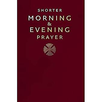 Mais curto de manhã e oração da noite (ofício divino)