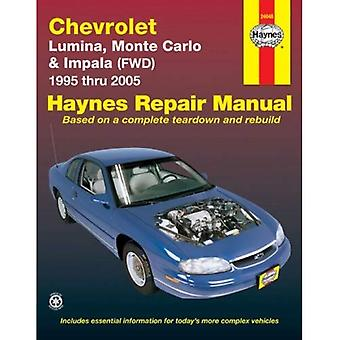 Chevrolet Lumina, Monte Carlo & Impala (Fwd) (95-05) (Haynes reparationshandböcker)