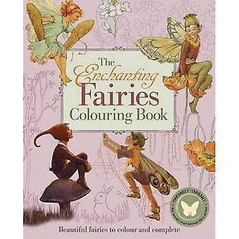 The Enchanting Fairies Colouring Book (Colouring Books)