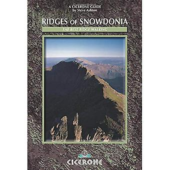 Ridges of Snowdonia (Cicerone Guide)