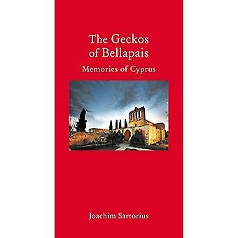 Geckos of Bellapais (Haus Publishing - Literary Travellers)